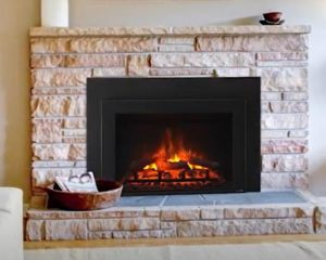 Simplifire Electric Fireplace Insert
