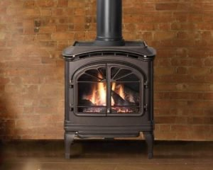 Vermont Castings Gas Stove Fireplace